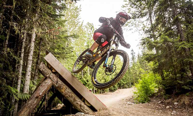 Whistler Spring Mountain Biking