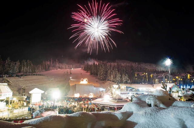 Whistler Fire & Ice NYE Show