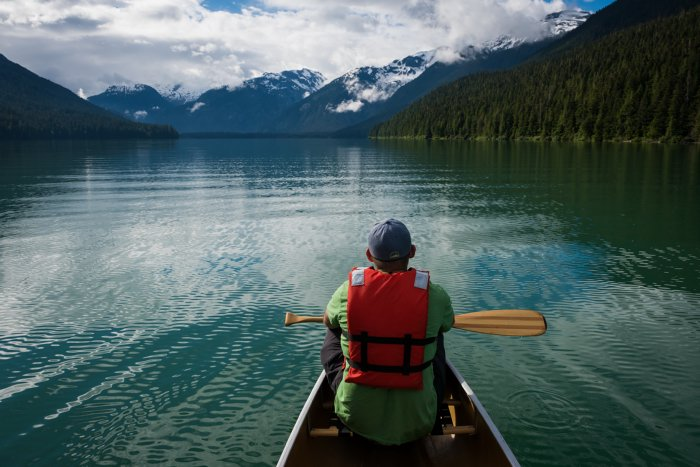 Cheakamus Lake Activities