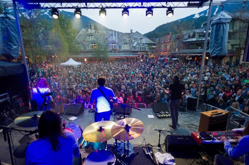Whistler Great Outdoors GO Fest