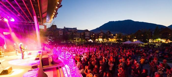 Whistler Summer Music Guide