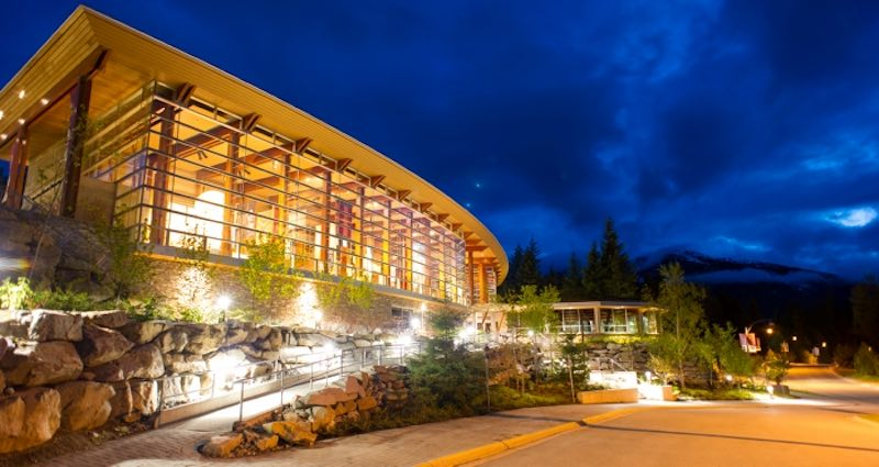Squamish Lilwat Centre Whistler