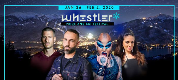 Get Ready for the Whistler Pride and Ski Festival